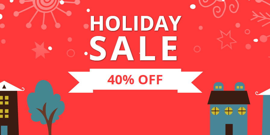 Happy Holidays, Multiple Websites, Audience Creator and Huge Discount